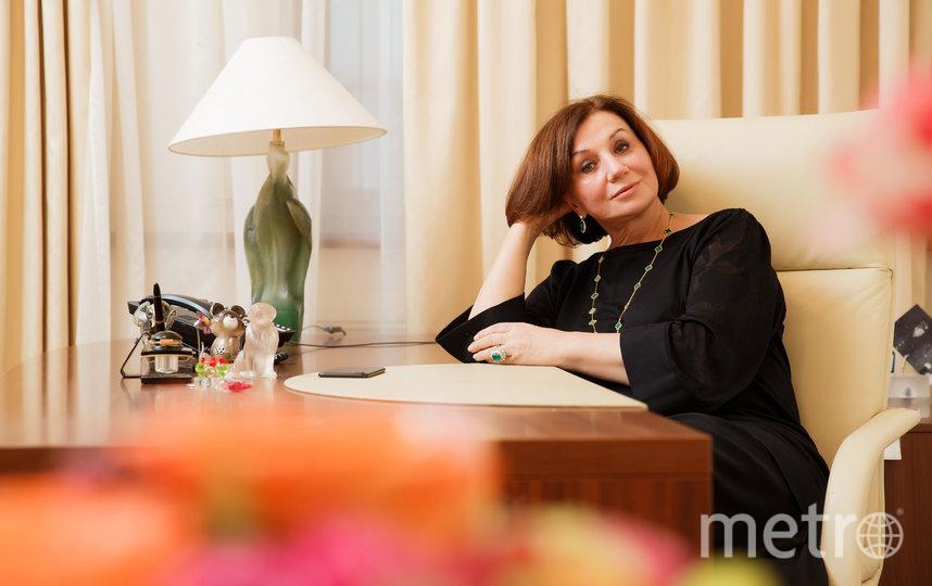 """Марина Мелия. Фото пресс-служба """"Эксмо"""""""