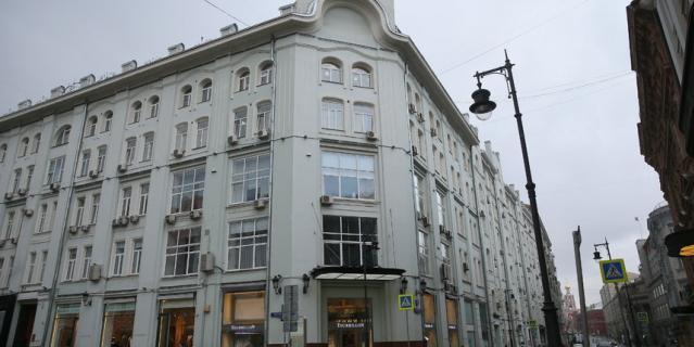 Сейчас в этом здании находятся офисы, кафе и магазины.