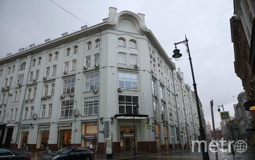 Сейчас в этом здании находятся офисы, кафе и магазины. Фото Василий Кузьмичёнок