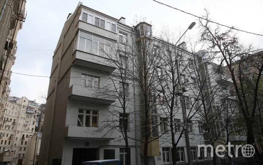 Здесь сейчас находится музей-квартира Мейерхольда. Фото Василий Кузьмичёнок