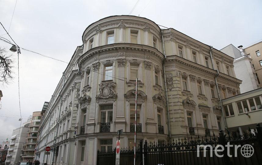Сейчас здание занимает Минобрнауки. Фото Василий Кузьмичёнок