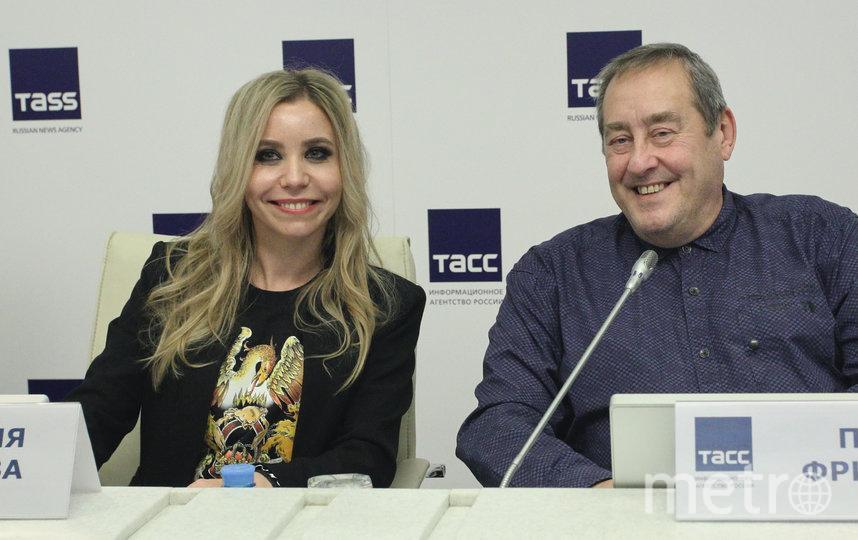 Питер Фристоун и Наталья Поснова. Фото Алексей Романов