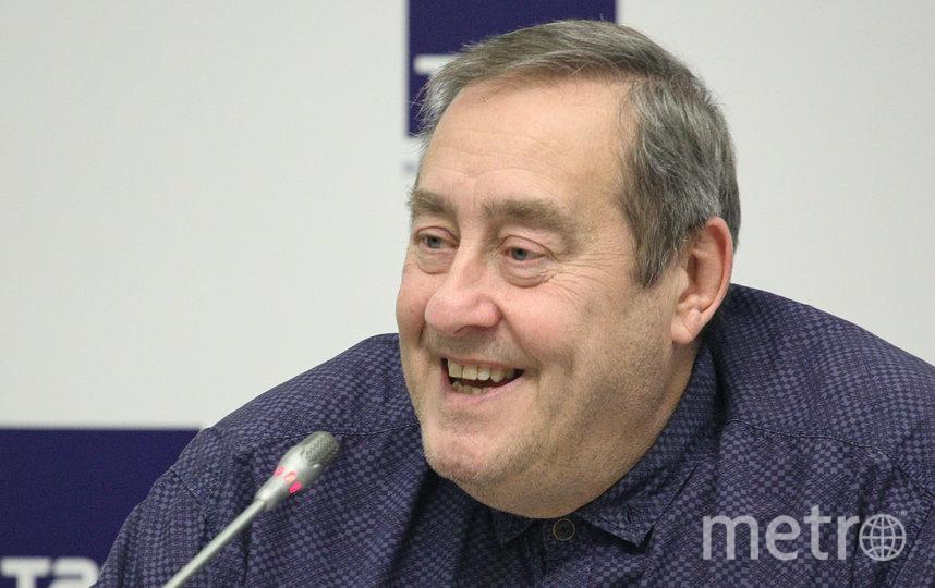 Питер Фристоун. Фото Алексей Романов