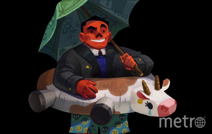 """Работа Яны Жмурко. Фото предоставлено WWF Russia, """"Metro"""""""