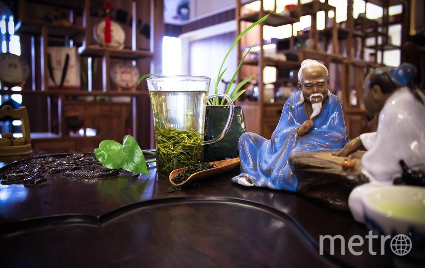 На чайной церемонии расскажут, как и где выращивают тот или иной сорт чая. Фото Pixabay
