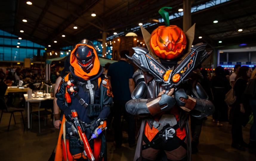 Старкон Halloween в Ленэкспо. Фото Ivan Shmygin, Предоставлено организаторами