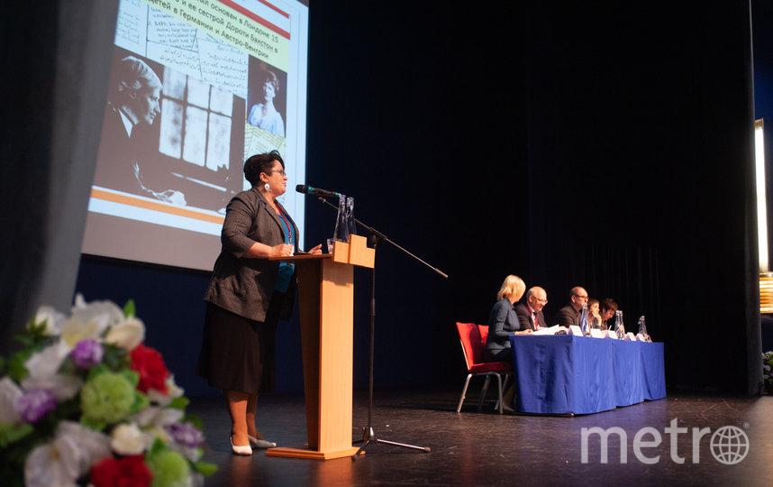 """Конференция """"Десятилетие детства. Благополучие семьи – основа государства""""."""