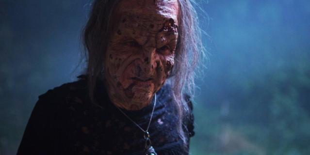 """Кадр из фильма """"Стэн против сил зла""""."""