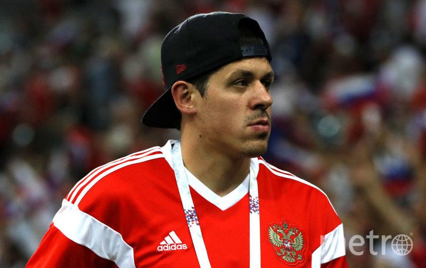 Двойное гражданство Евгения Малкина не мешает ему выступать за сборную России. Фото Getty