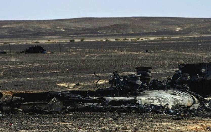 Со времени трагедии над Синаем прошло 4 года. Фотоархив. Фото AFP