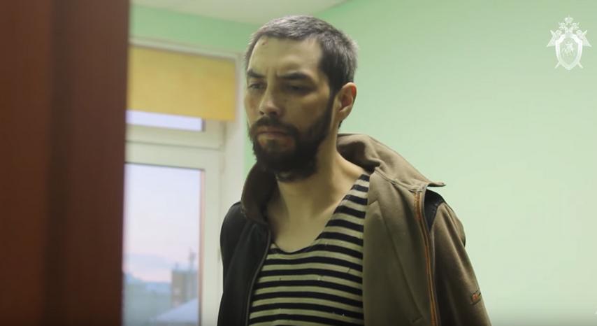 Задержан подозреваемый в убийстве. Фото СК РФ