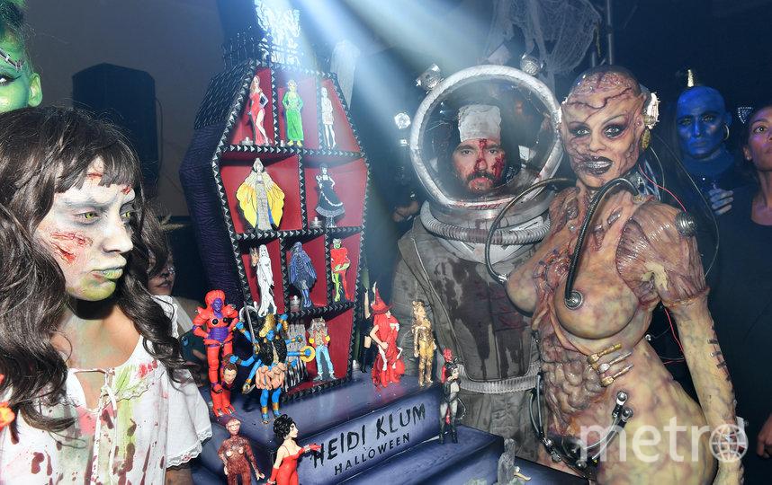 Звезды на вечеринке Хайди Клум. Фото Getty