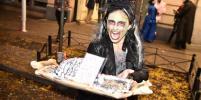 Ужас в Нью-Йорке: Яркие фото парада в честь Хеллоуина