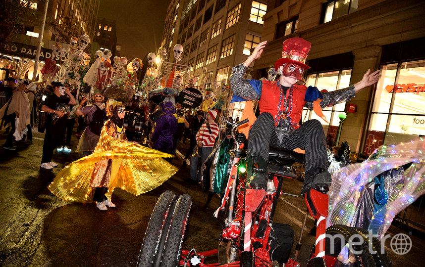 Парад в Нью-Йорке. Фото Getty
