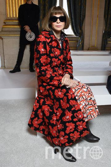 Анна Винтур сейчас. Фото Getty