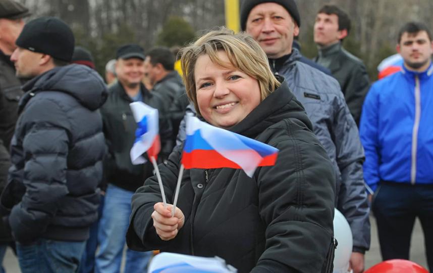 В Москве проходит фестиваль в честь Дня народного единства. Фото mos.ru