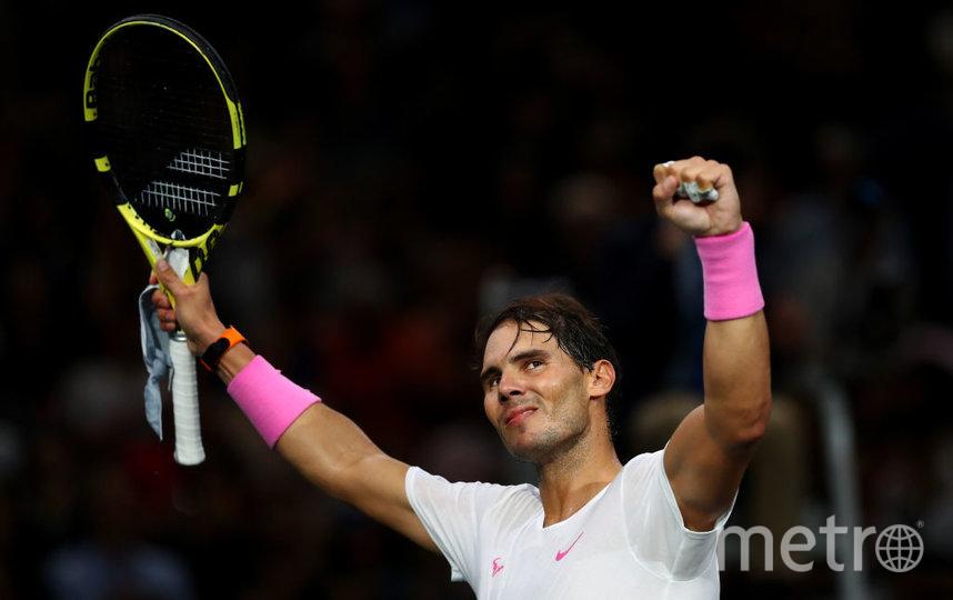 Надаль в этом году выиграл Roland Garros и US Open. Фото Getty