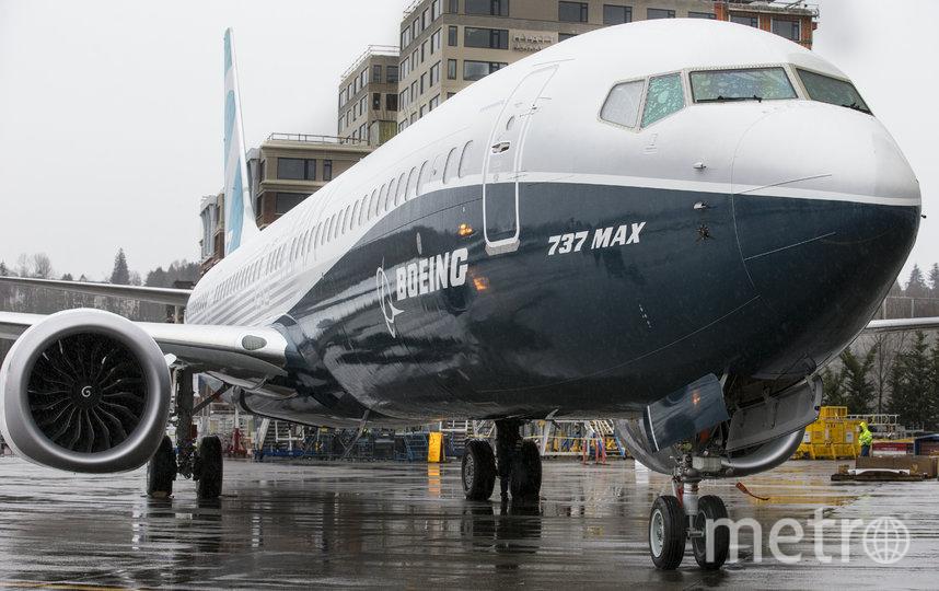Boeing 737 MAX. Архивное фото. Фото Getty
