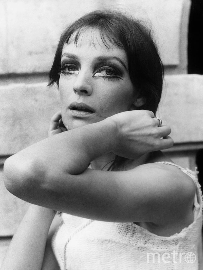 Мари Лафоре в 60-х годах. Фото Getty
