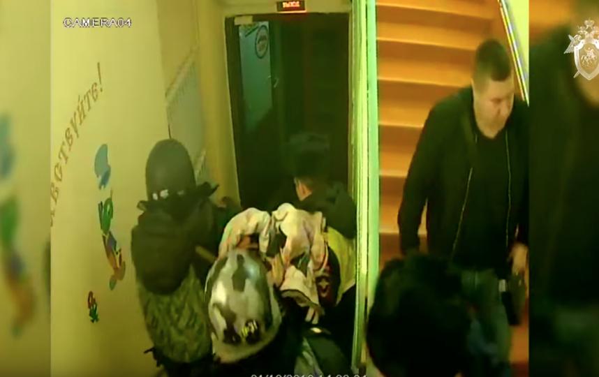 Опубликованы записи с камер видеонаблюдения в детском саду Нарьян-Мара, где убили ребёнка. Фото youtube.com/watch?v=bXlLPv5k4So