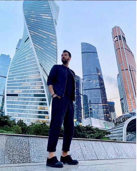 Денис Клявер. Фото скриншот instagram.com/denisklyaver/?hl=ru