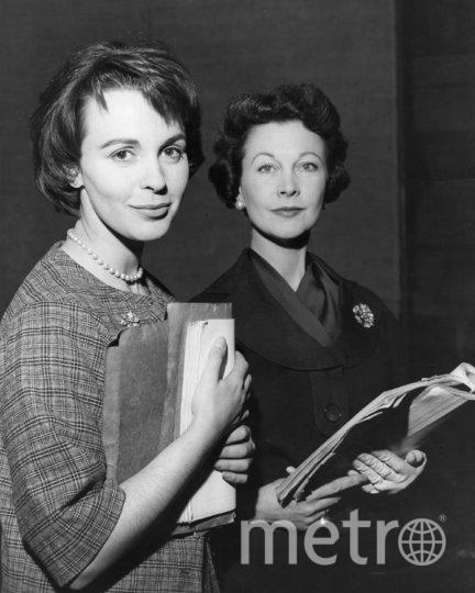 Вивьен Ли. 1958 год. Фото Getty