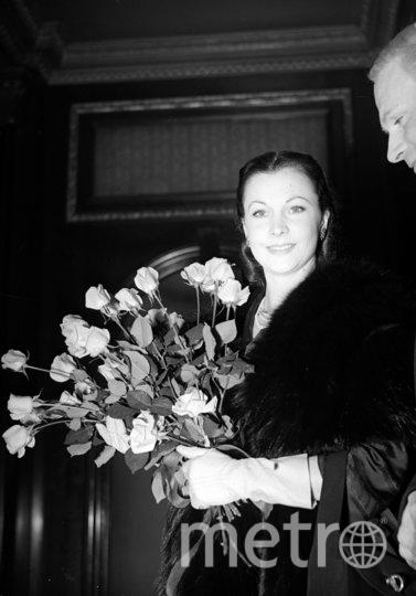 Вивьен Ли. 1947 год. Фото Getty