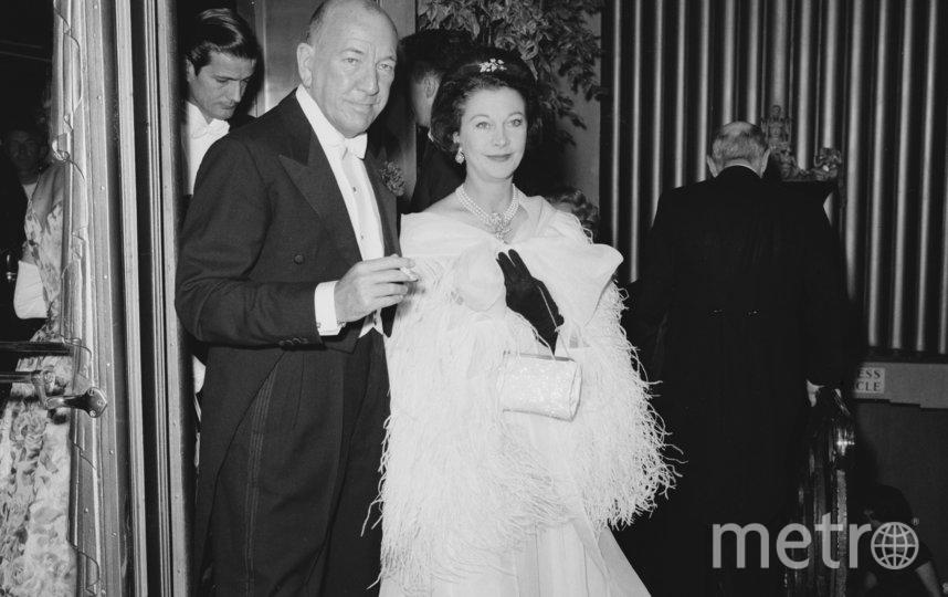 Вивьен Ли. 1957 год. Фото Getty