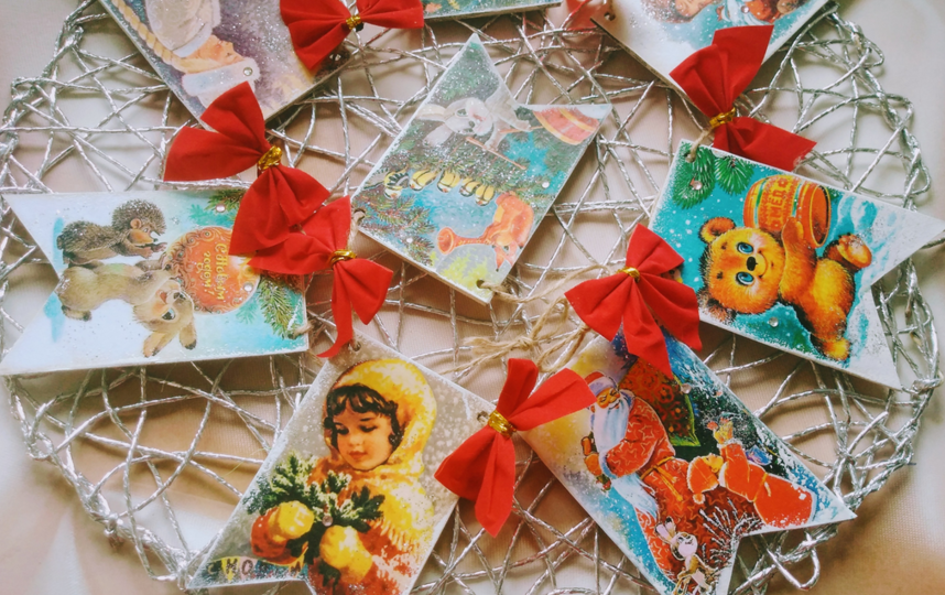 В Лавке ремесел продаются изделия Ольги и других ремесленников. Фото https://vk.com/obyketova