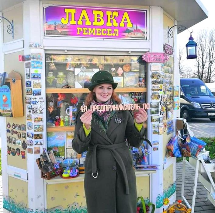 Ольга известна как основательница гатчинской мыловарни, где создают изящные цветы, макарони, медвежат, мышат. Фото https://vk.com/obyketova