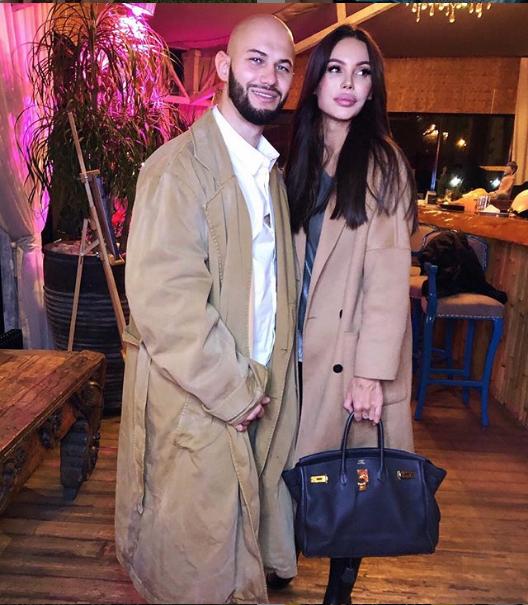 Джиган и Оксана Самойлова. Фото скриншот instagram.com/samoylovaoxana/