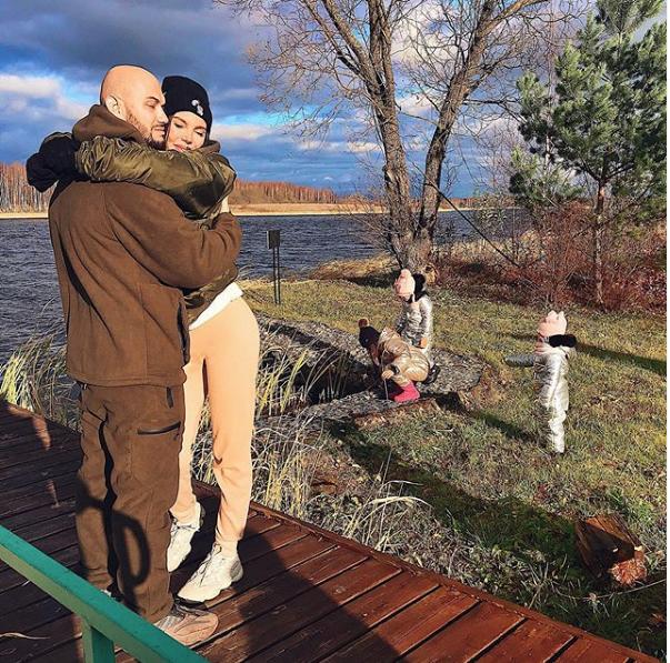 Джиган и Оксана Самойлова. Фото скриншот instagram.com/iamgeegun/?hl=ru