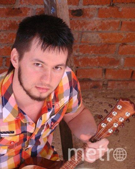 Алексей Рябов. Фото предоставлено героем публикации