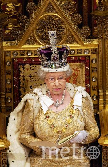 Исключением станет королевская мантия (архивное фото). Фото Getty