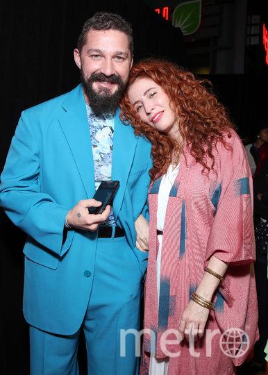 Шайа Лабаф и Алма Харель. Фото Getty