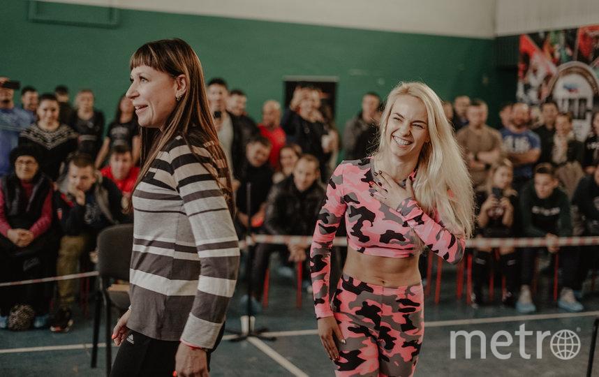 Турнир по шлепкам, Елена – в розовом. Фото Анастасия Касьянова @asyalotos