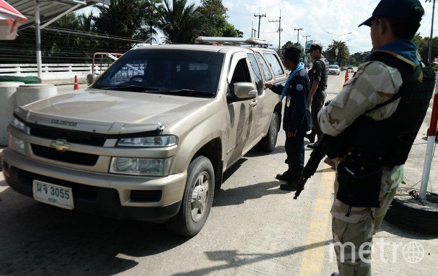 В результате происшествия погибло 15 человек. Фото AFP