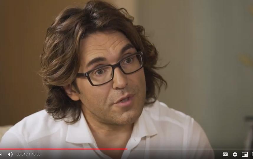 Андрей Малахов дал интервью Ксении Собчак. Фото скриншот https://www.youtube.com/watch?v=vHOGpwFyEng