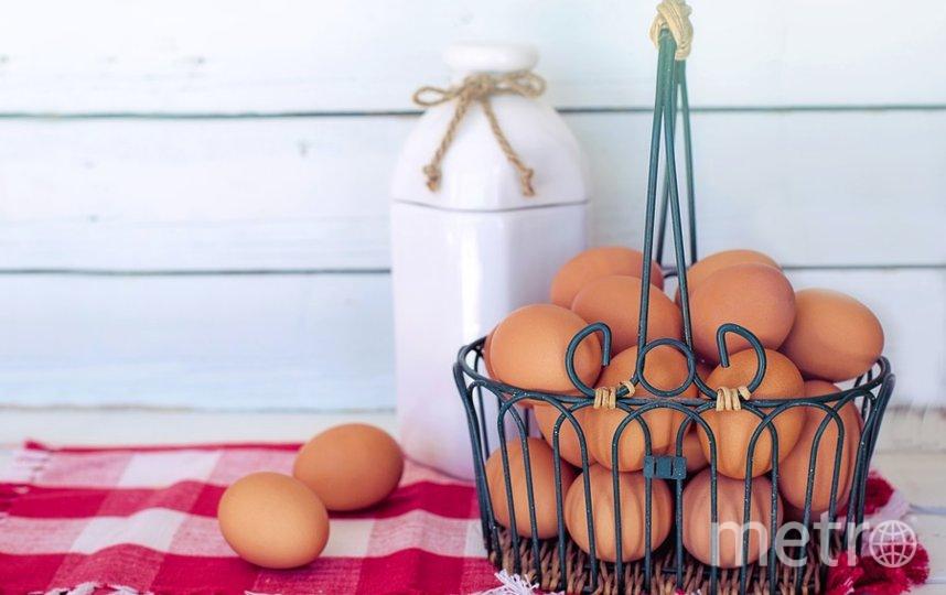 """Индиец умер, когда пытался на спор съесть 50 яиц. Фото Pixabay.com, """"Metro"""""""