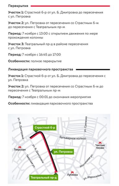"""Перекрытия и ограничения движения. Фото ЦОДД, """"Metro"""""""