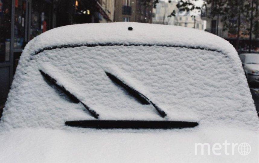 Минусовая температура и снег в Петербурге ненадолго. Фото Getty