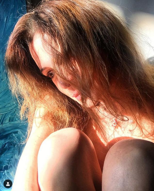Оксана Фандера. Фото Скриншот Instagram: @veriga10