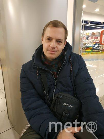 """Александр, 33 года, инструктор по стрельбе. Фото Наталья Сидоровская, """"Metro"""""""