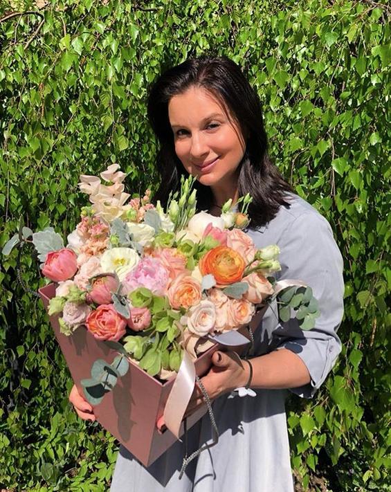 Екатерина Стриженова. Фото Скриншот Instagram: @strizhenovae