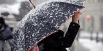 Достаём шубы: снег и морозы идут в Новосибирск