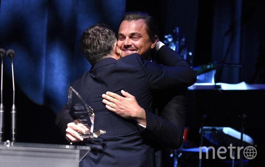 Марк Руффало и Леонардо Ди Каприо. Фото Getty