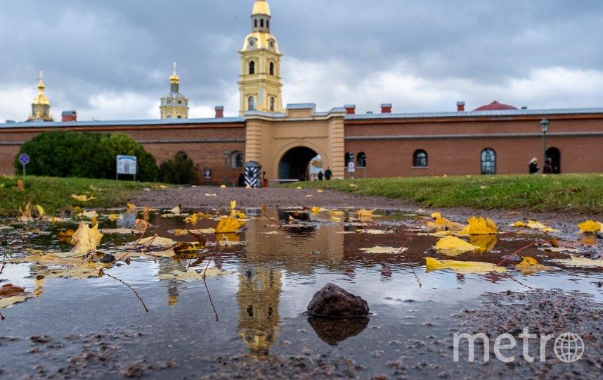 """Петропавловская крепость. Фото """"Metro"""""""