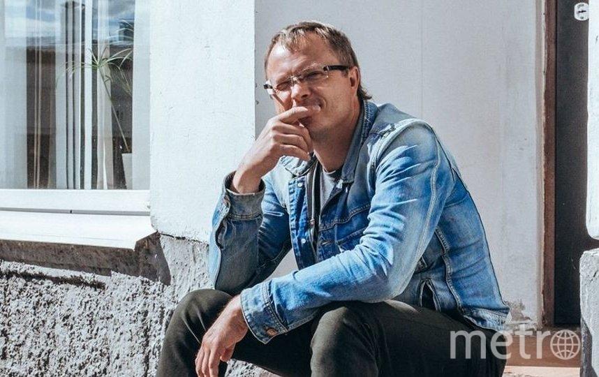 "Константин Шолмов. Фото ""Metro"""