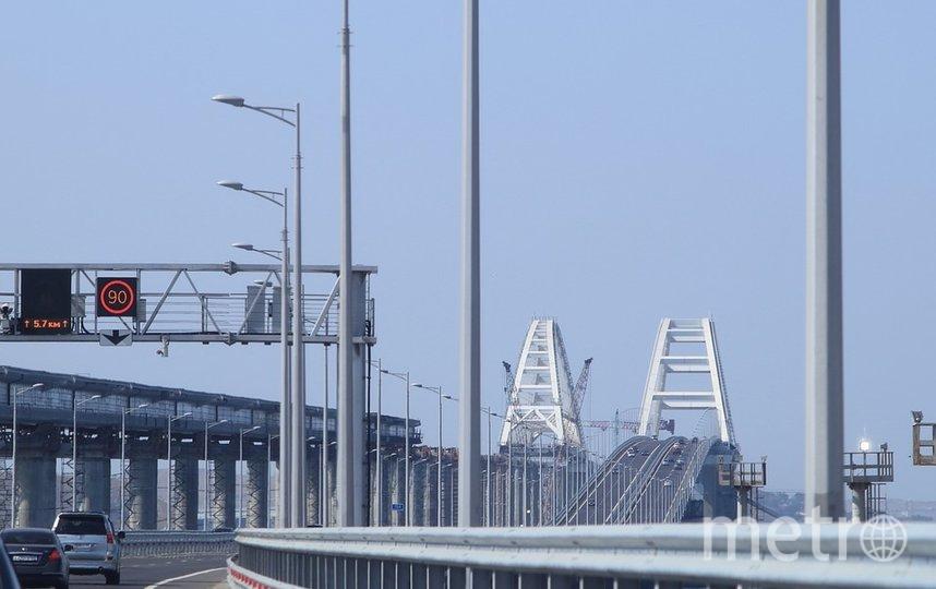 """По Крымскому мосту автомобильное движение открыли в прошлом году. Фото https://pixabay.com, """"Metro"""""""