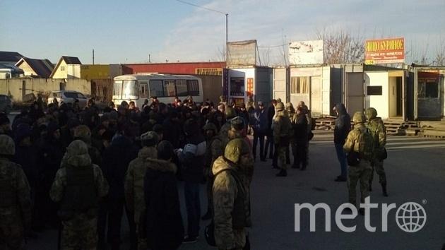 Полицейские проверили 87 человек, изкоторых 47 задержали. Фото ГУ МВД по НСО